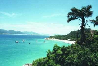 Florianópolis um destino em Festa - Bilhete de Viagem
