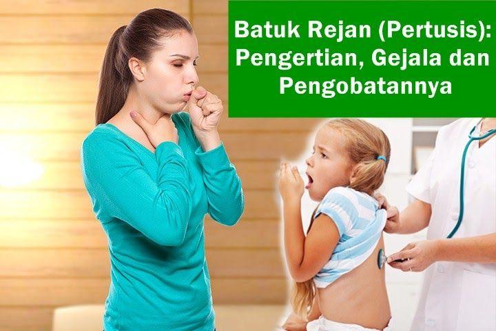 Batuk Rejan (Pertusis): Pengertian, Gejala dan Pengobatannya  Batuk rejan, juga disebut sebagai pertusis adalah infeksi pernafasan serius yang disebabkan oleh jenis bakteri yang disebut Bordetella pertussis. Infeksi menyebabkan batuk tak terkendali yang dapat membuat sulit untuk bernapas. Batuk rejan dapat mempengaruhi orang-orang pada usia berapa pun, dan dapat menjadi momok mematikan bagi bayi dan anak-anak.  http://mantapbrooh.blogspot.co.id/2016/12/batuk-rejan-pertusis-pengertian-gejala-