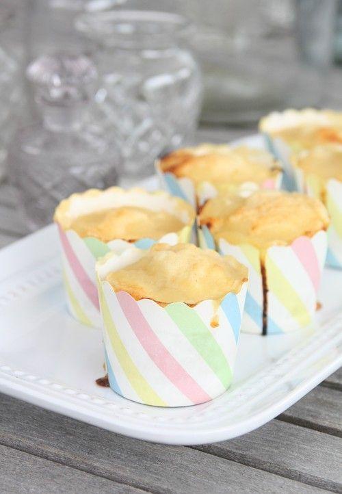 Muffins med äppelmos!