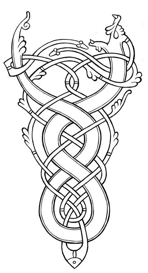 60 best celtic knot ideas images on pinterest celtic knots celtic art and celtic. Black Bedroom Furniture Sets. Home Design Ideas