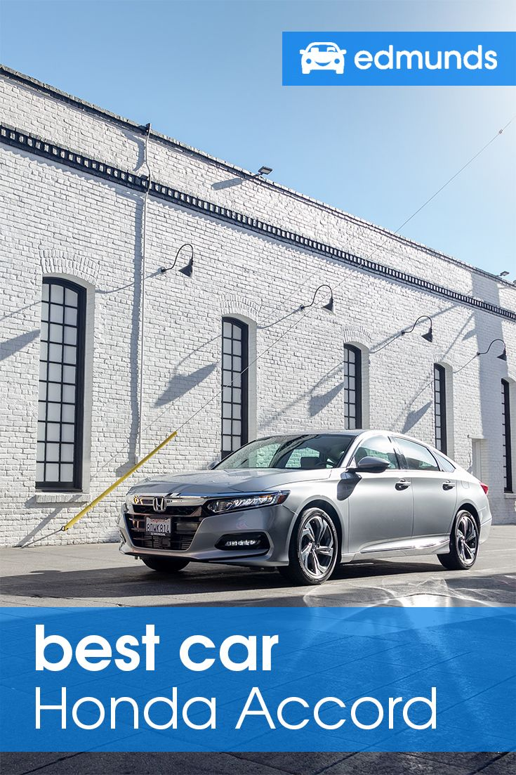 2019 Editors Choice Awards Honda Accord Dream Cars Car