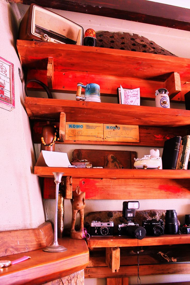 diy project  wooden Library
