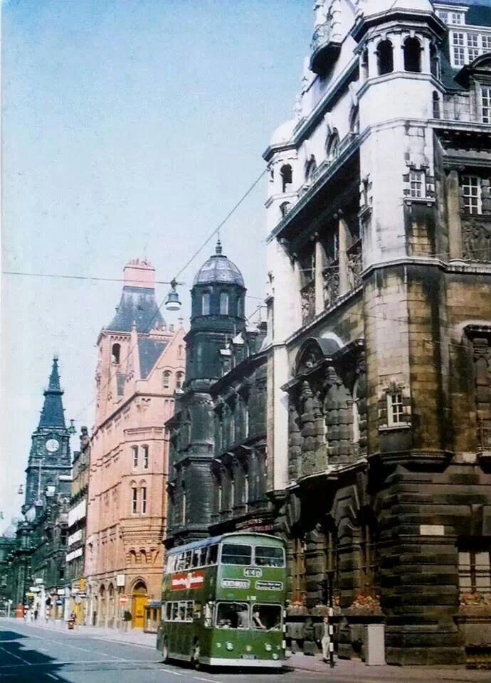 Dale street 1969