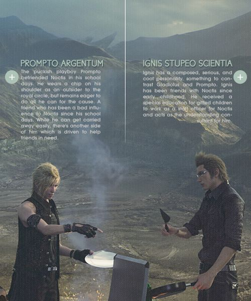 Final Fantasy XV TGS 2014 Trailer | Lord Nomura giveth us His only Son so we may live - NeoGAF