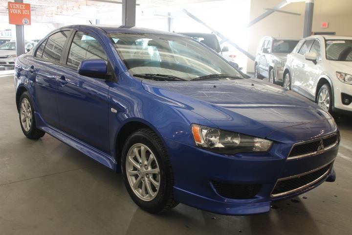 Mitsubishi Lancer 2012 - Véhicule usagé à vendre - Autos PB