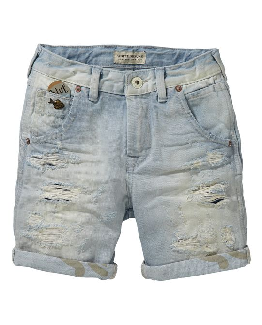 Brewer Shorts - Chalk Treat - Scotch & Soda
