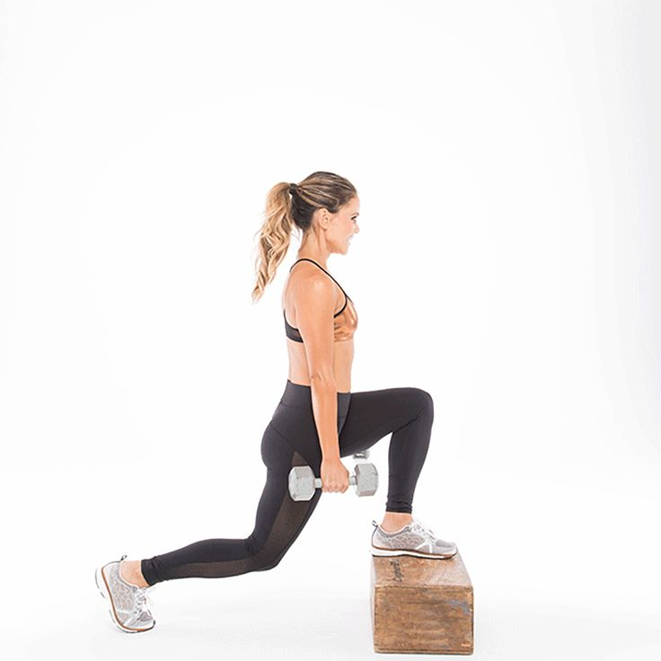 These top-tier booty moves are all you need to hit every angle of your backside. Work them into your regular routine and we guarantee you'll...