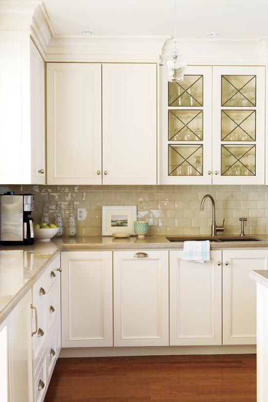 17 best ideas about cream kitchen cabinets on pinterest