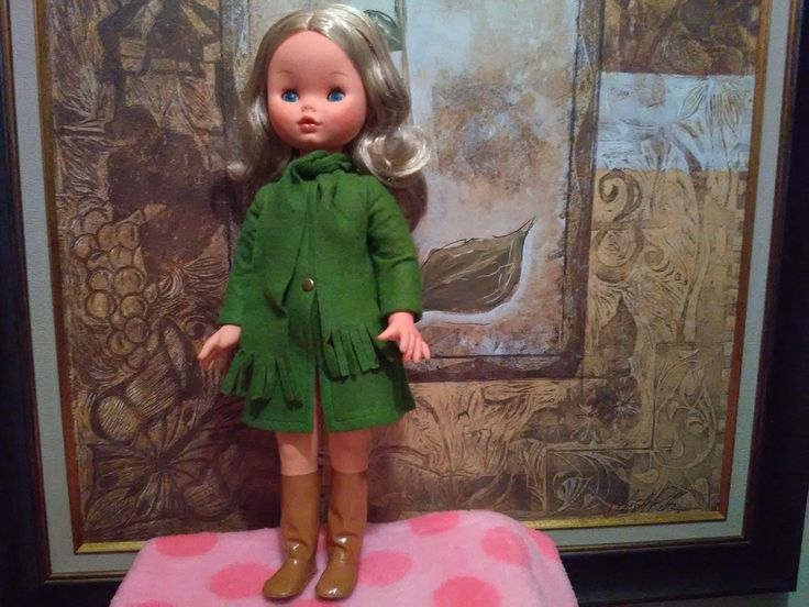Vintage Italy Furga Doll 17 034 Platinum Blonde Hair Blue Eyes Outfit and Boots | eBay