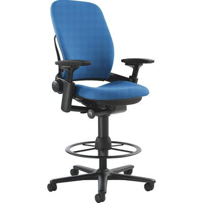 Steelcase Leap High Back Drafting Chair Drafting Chair