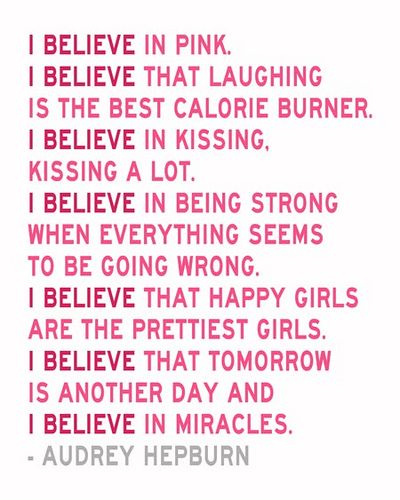 Audrey Hepburn quoteLife, Inspiration, Audrey Hepburn, Audreyhepburn, Pink, Things, Favorite Quotes, Living, Hepburn Quotes