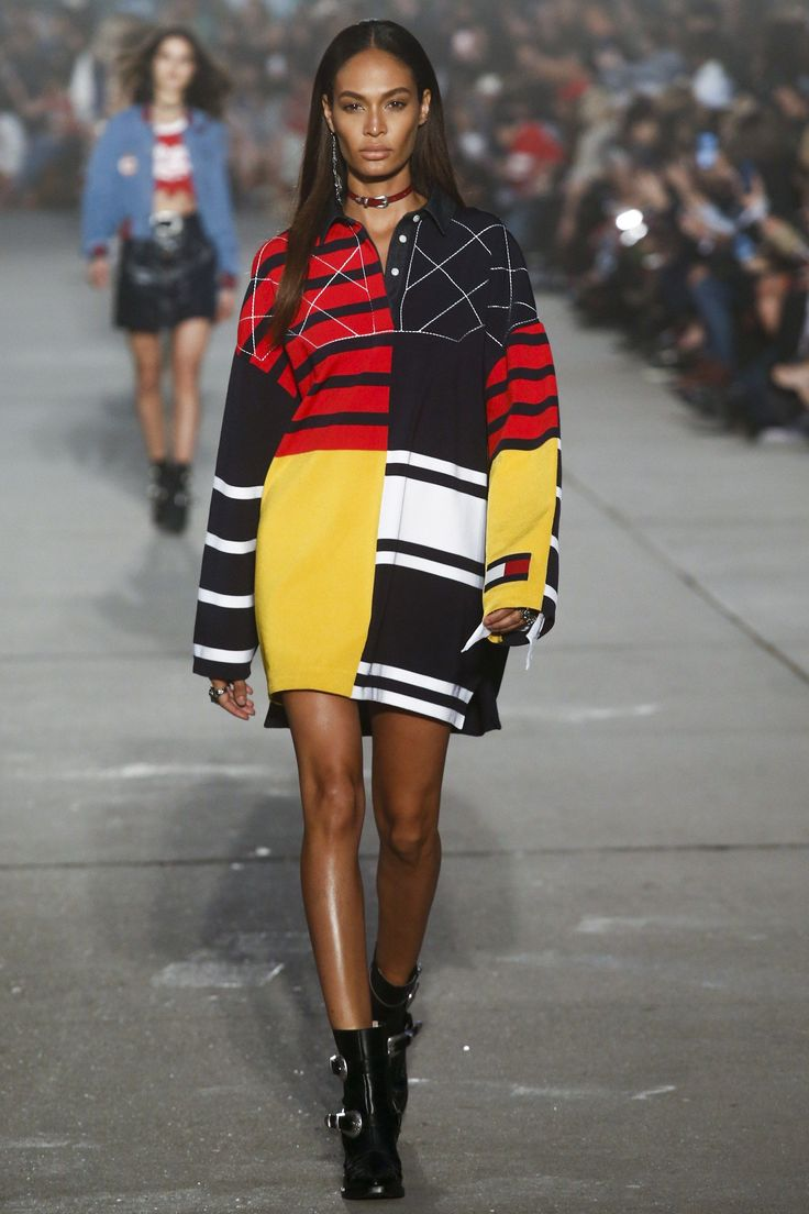 Tommy Hilfiger Spring/Summer 2017 Ready To Wear Collection