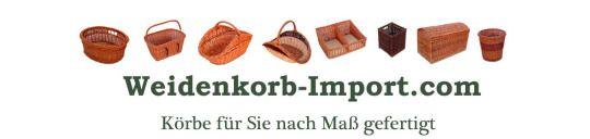 Körbe, Weidenkörbe bei www.weidenkoerbchen.com günstig kaufen. Auch Körbe nach Maß erhältlich.