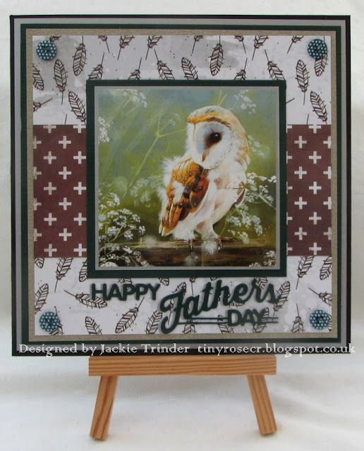 Tinyrose's Craft Room: Alphabet Challenge - Letter A - Anything with Wings I used an image by Pollyanna Pickering.