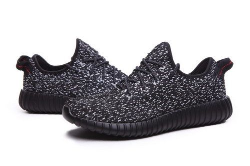 Mens Adidas Yeezy Boost 350 Low Kanye West Black Factory Store