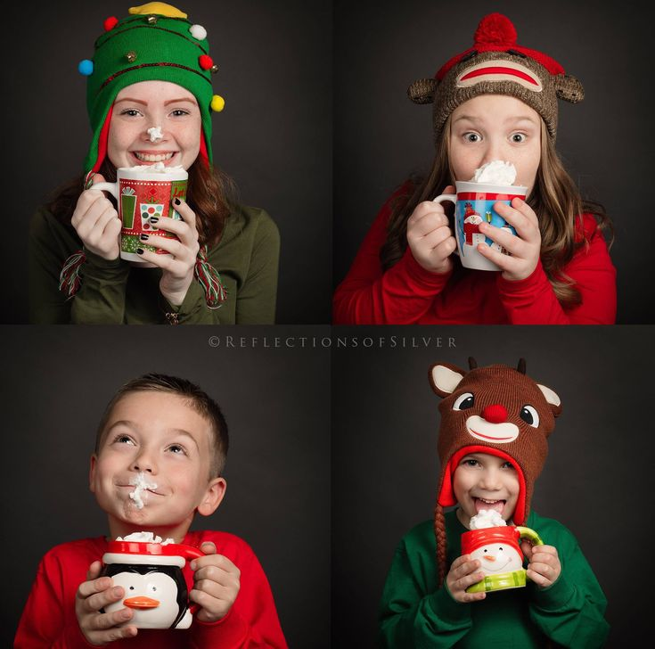 Christmas card photo ideas.