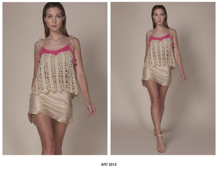 Colección Primavera Verano 016 (Presentada en Milán)   Agostina Bianchi