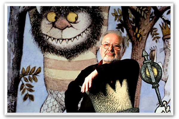 4 lessons on writing (and life) from Maurice Sendak