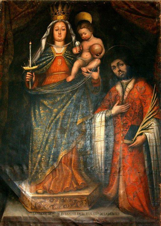 I patroni di Sardegna, La Madonna di Bonaria e Sant'Antioco