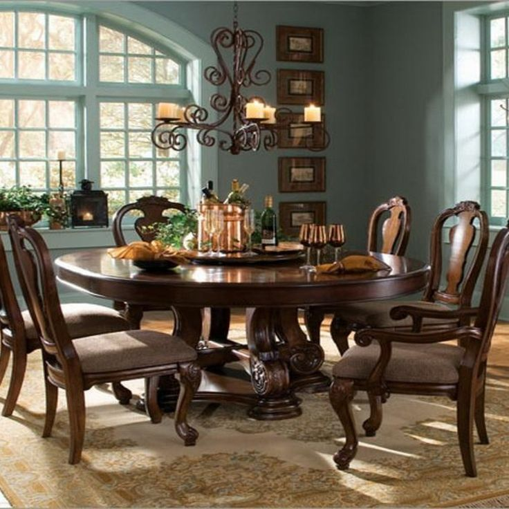 Shop Benchwright Rustic X Base 48 Inch Round Dining Table: Best 25+ Round Dining Table Sets Ideas On Pinterest