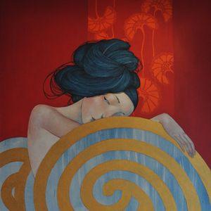 The inspiring portfolio of artwork by Lupi Lu