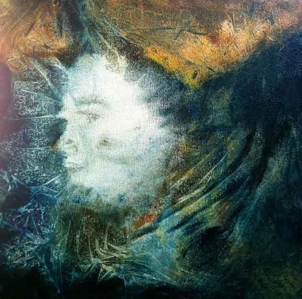 """""""Witness Traveler Now"""" by Melanie Meyer from her Emergence Art Gallery in Cape Town"""