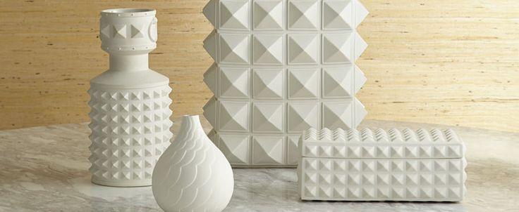 Шарада Керамика Коллекция, Современный домашний декор и роскошные подарки   дизайнер Джонатан Адлер
