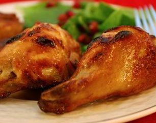 eCuisine - Pollo A La Mantequilla