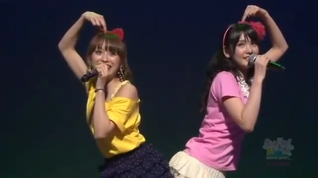 two favorites, one picture ~~ Ai-chan & Sayumi