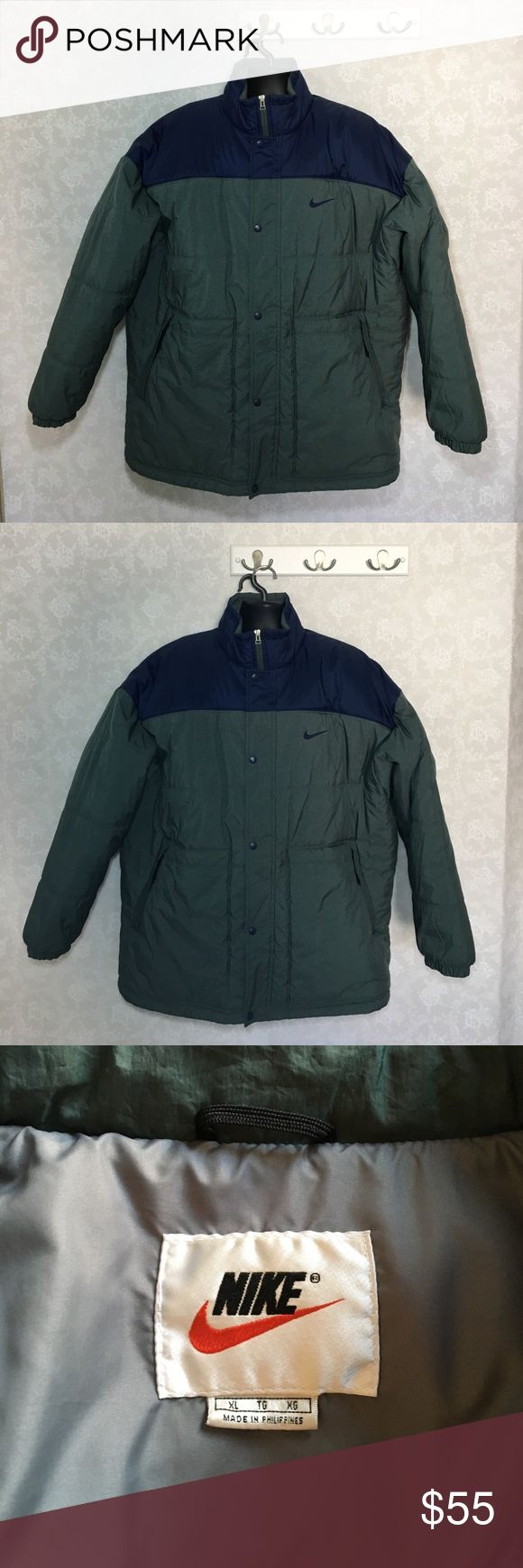 Nike Winter Jacket Excellent pre-owned condition! Nike Jackets & Coats