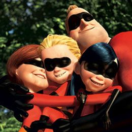 Family Movie Night at Disney Family--Incredibles