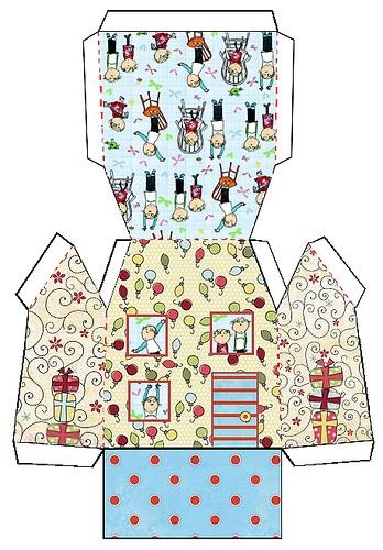 Lola Christmas House 1, via Flickr.