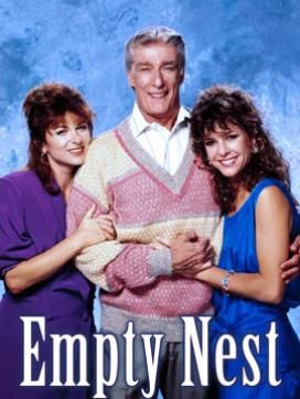 """Empty Nest.  Um, so I LOVED this show as a kid.  """"Life goes on and so do we..."""""""