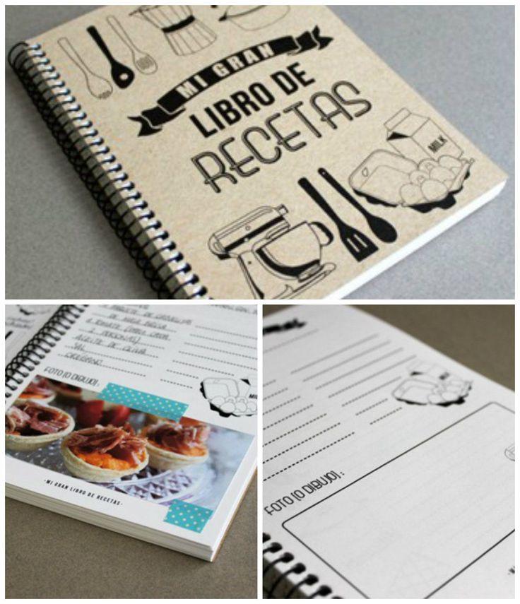 como organizar recetas