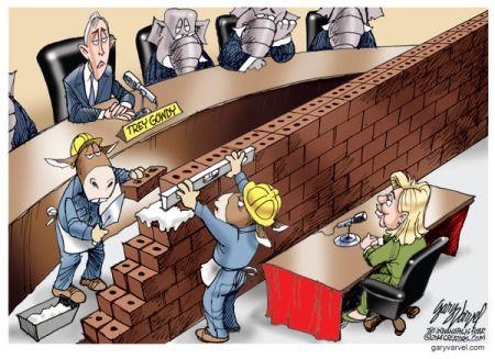 Cartoonist Gary Varvel: Trey Goudy's Bendhazi investigation