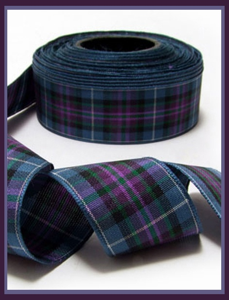 Beautiful, 'Pride of Scotland' Ribbon