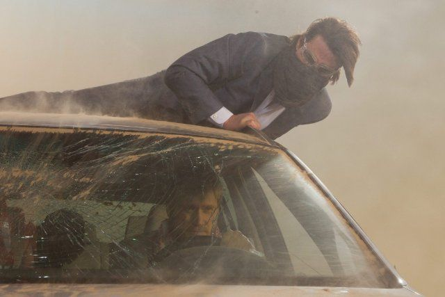 Still of Tom Cruise in Mission: Impossible - Ghost Protocol (2011)