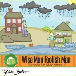 wise man and foolish man craft ideas 28 best wise amp the foolish images on 8162