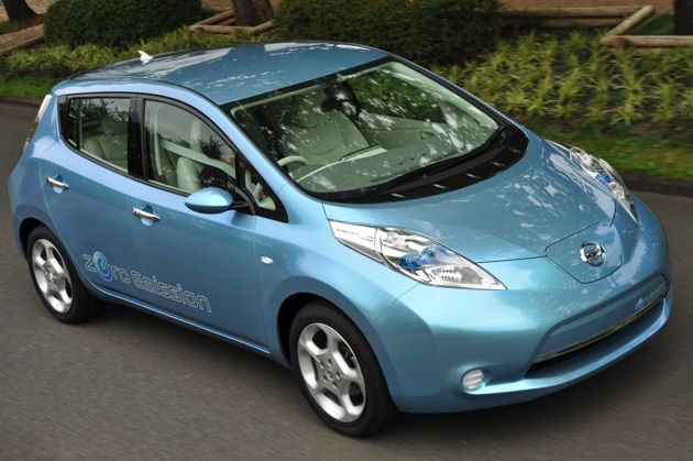 Nissan Leaf - Practical