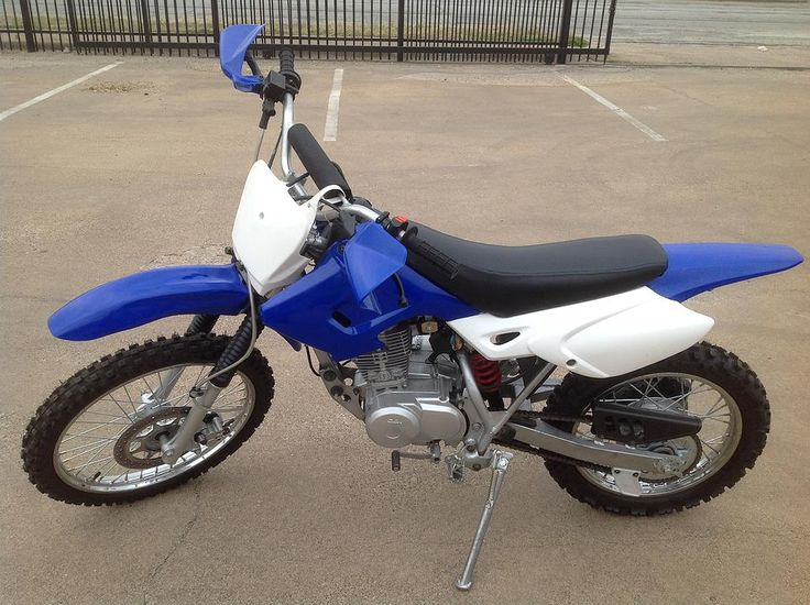 Jet Moto Full Size MX 150cc Dirt Bike