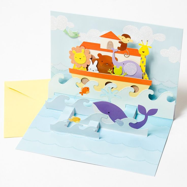 invitation pop up Noah's Ark - Pesquisa Google