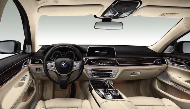 2017 BMW 5 series - interior