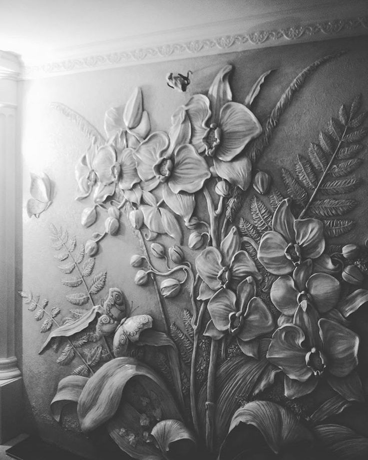 51 Best Images About Plaster Decoration On Pinterest