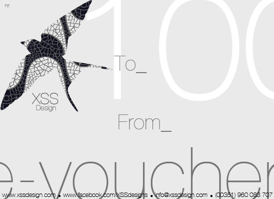 Gift e-voucher ? 100