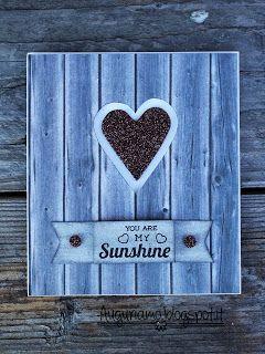 San Valentino 2.0  #sanvalentino #bigliettino #legno #carta #card #sanvalentine #youaremysunshine