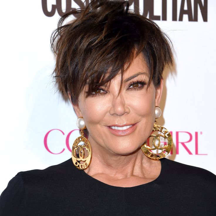 Latest Kris Jenner News, Photos and Videos | Life & Style