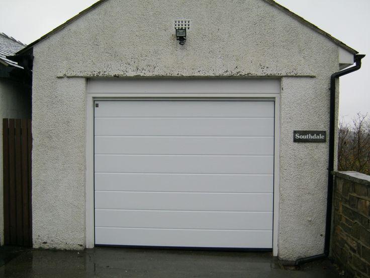 Modern White Garage Door 23 best garage door images on pinterest | garage doors, ribs and