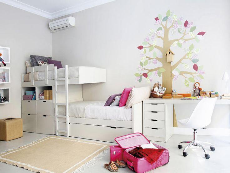 http://casadiez.elle.es/decoracion-interiores/habitacion-infantil/habitaciones-con-literas