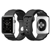 Apple Watch Band, Spigen® Apple Watch Strap  Rugged Band Black  (2015)   Amazon Price: N/A CDN$ 35.99 You save: CDN$ 29.00 (45%). (as of 2016-01-04 2:51 pm - Details). Product prices and availability are accurate as of Read  more http://themarketplacespot.com/wearable-technology/apple-watch-band-spigen-apple-watch-strap-hybrid-polymer-rugged-band-black-ultra-comfort-2015/  To find more electronic products reviews click here