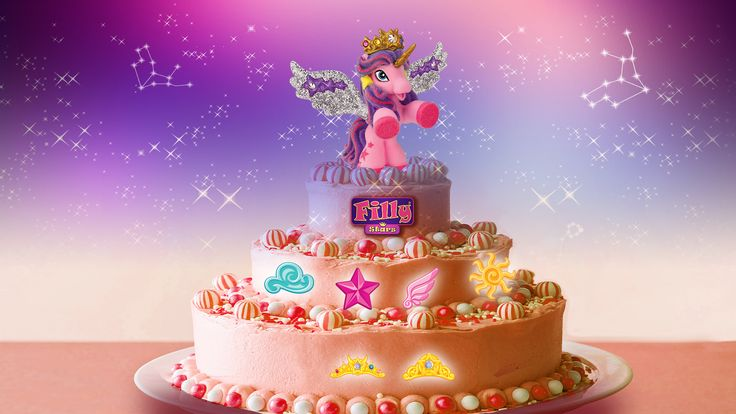 Filly Stars - This is nice. I want one for my birthday.
